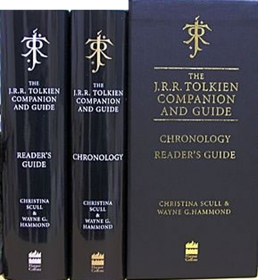 The J.R.R. Tolkien Companion and Guide by Christina Scull and Wayne G. Hammond