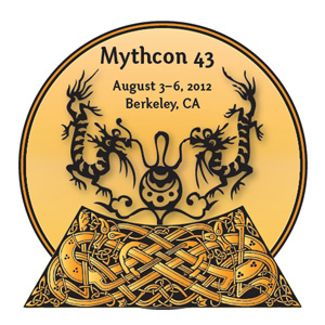 Mythcon 43 logo