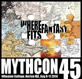 Mythcon 45 logo