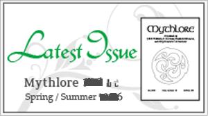 Latest Issue: Mythlore 128