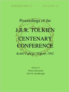 Proceedings of the J.R.R. Tolkien Centenary Conference 1992,  		Mythopoeic Press